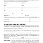 Free Kansas Bill of Sale Forms - Download PDF | Word