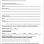 Free Massachusetts Bill of Sale Forms - Download PDF | Word